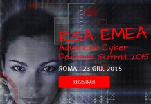 RSA Cyber Defence Summit
