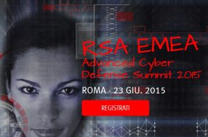 RSA Cyber Defence Summit