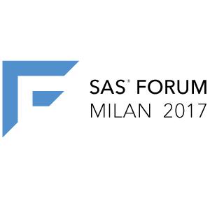 SAS Forum Milan 2017