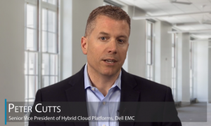 Peter Cutts, Dell EMC