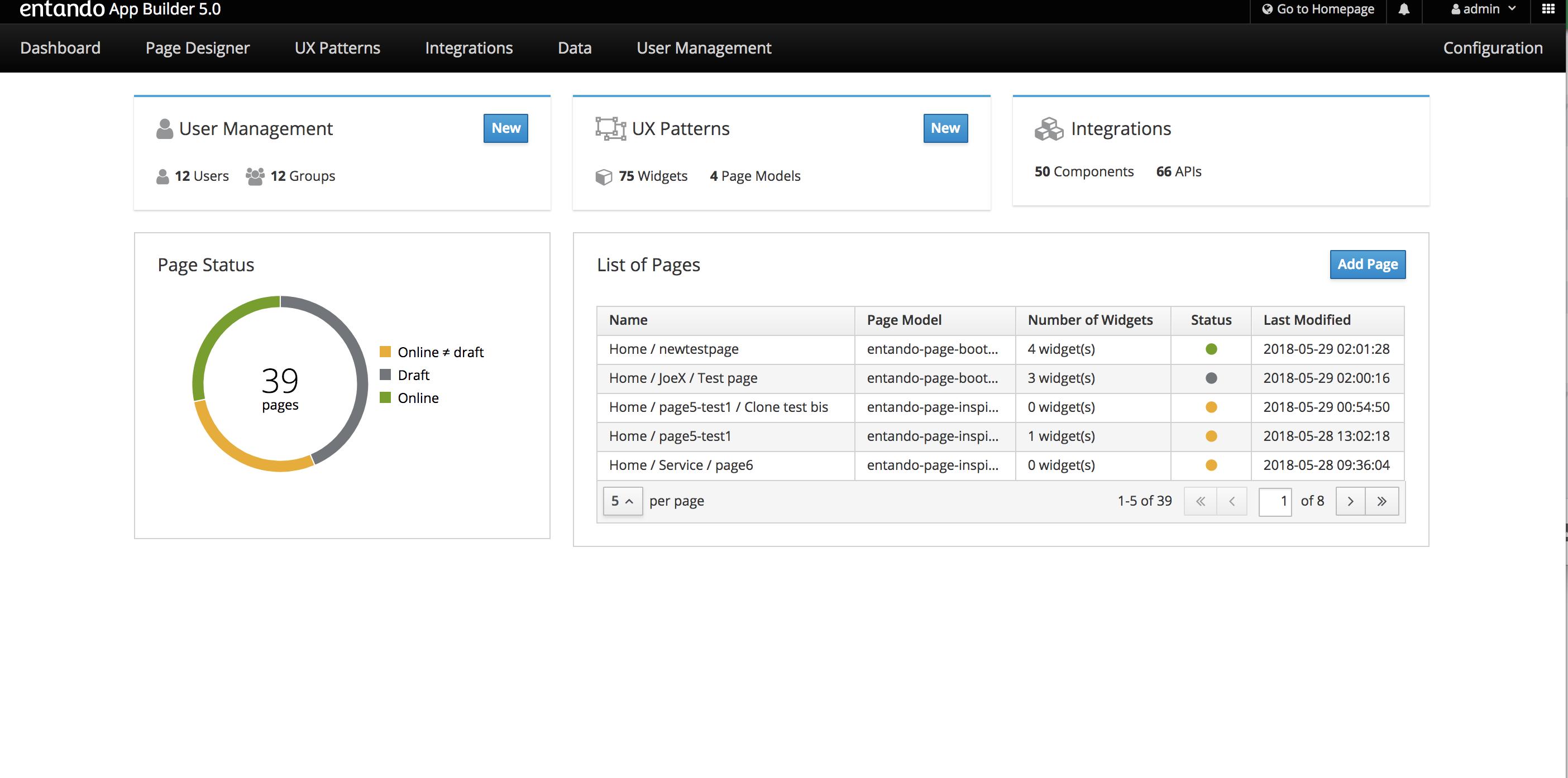 Con entando 5 0 progettare app diventa semplice lineaedp for App per progettare