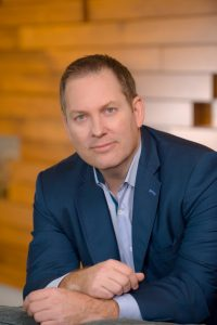 Mike Bushong, Vice President, Enterprise & Cloud Marketing di Juniper Networks