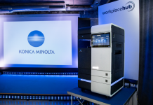 Konica Minolta_WorkplaceHUB