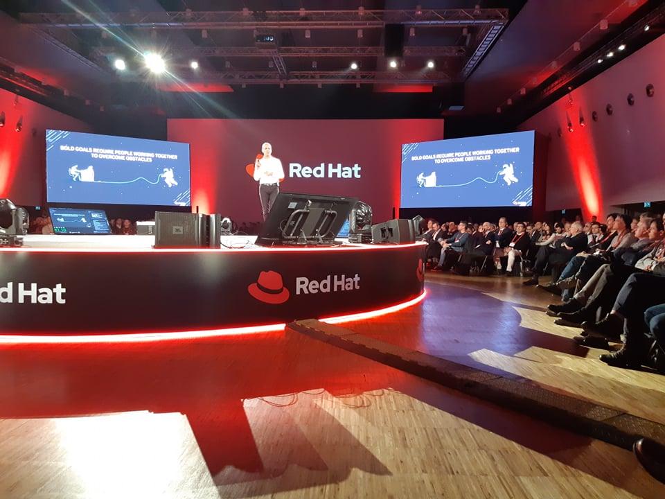 Werner Knoblich_Red Hat Open Source Day (2)