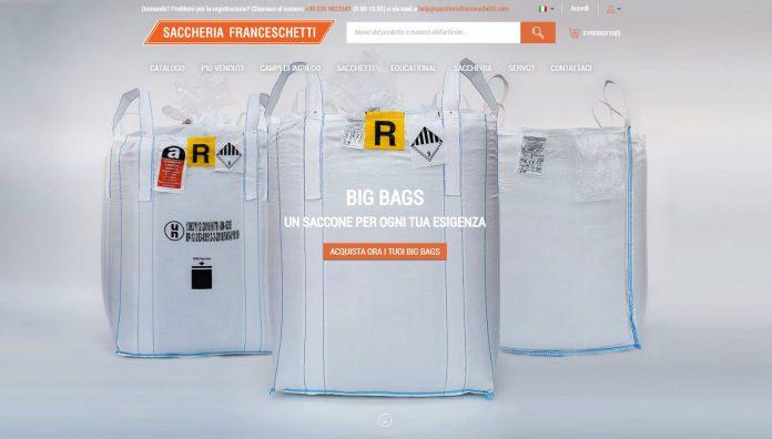 Web Saccheria Franceschetti_SAP Business One