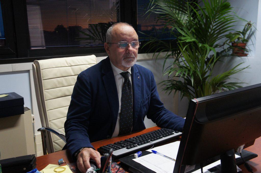 Fulvio Duse, General Manager del Gruppo Aton