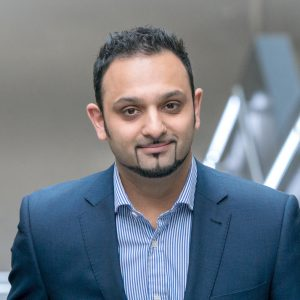 Hiren Parekh, VP – Northern Europe, OVHcloud