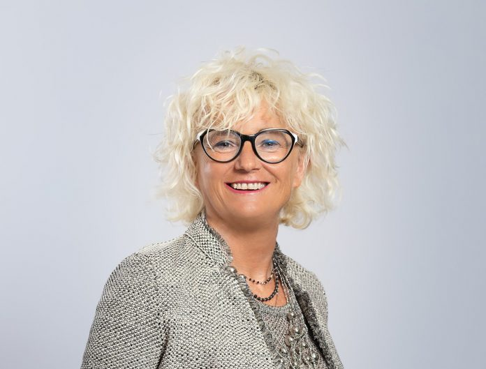 Carla Masperi, COO SAP Italia