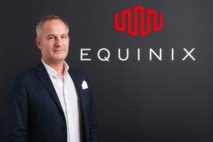 Emmanuel Becker, Equinix Managing Director Italy