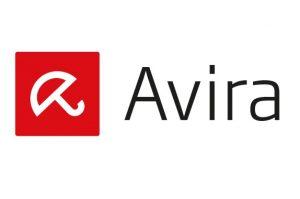 Logo Avira 2020