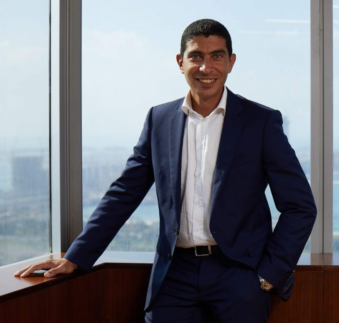 Sherif Rizkalla, CEO di SUPERNAP Italia