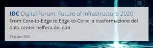 IDC Digital Forum 2020