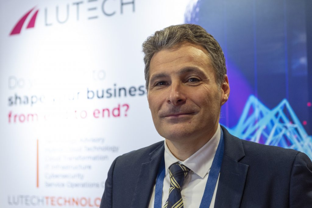 Gianluigi Citterio, Direttore Prevendita Technology Solutions – Gruppo Lutech