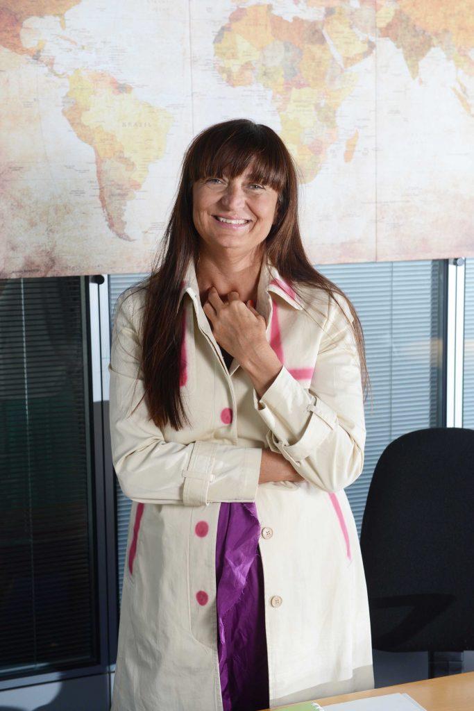 Cristina Rebolini, Vertiv