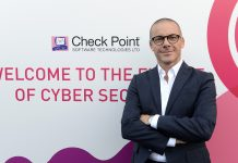 David Gubiani, Regional Director Security Engineering Southern Europe Check Point
