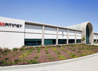 Fortinet headquarters in Sunnyvale_low