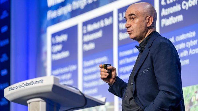 Acronis Global Cyber Summit 2020