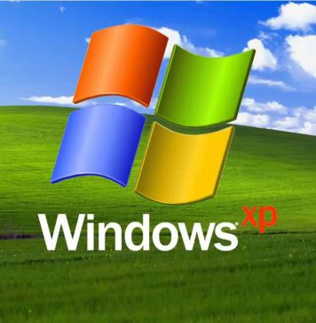 windows XP sfondo