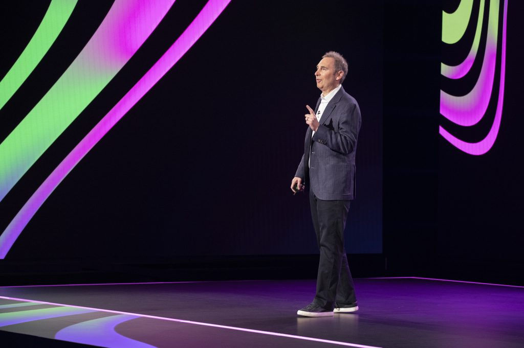 Andy Jassy, CEO AWS