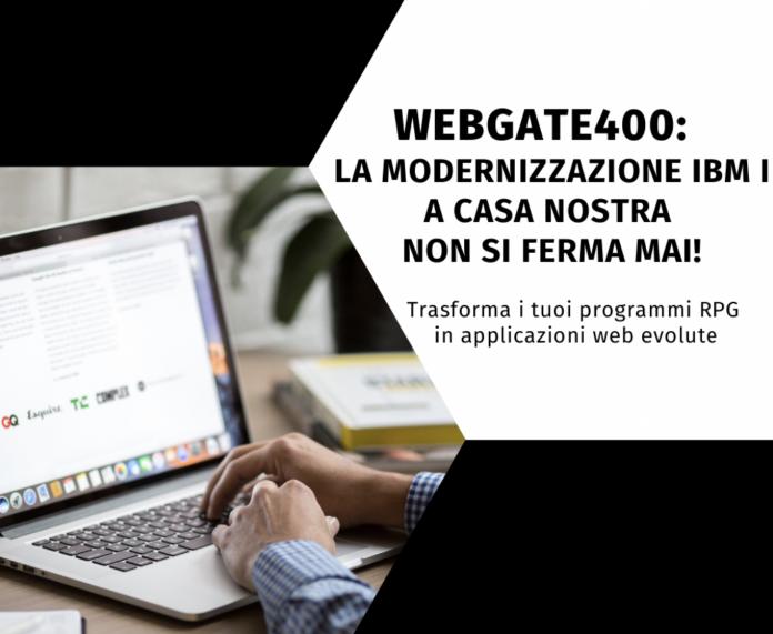 Webgate400 webinar 27 aprile 2021