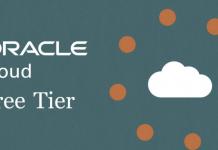 Oracle Cloud Free Tier