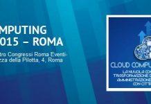 CloudComputingSummitRoma